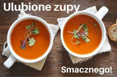 Home Made Delicious Cream Of Tomato Soup Sopas Low Carb, Cream Of Tomato Soup, Apple Soup, Carrot Soup, Pumpkin Soup, Tomato Soup Recipes, Barley Recipes, Weight Loss Tea, Losing Weight
