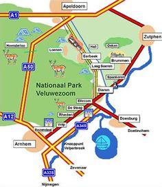 Overzicht natuurmogelijkheden Veluwezoom - Toeristisch Platform Zuid-Oost Veluwezoom