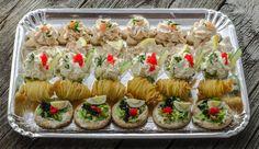 Meniuri restaurant added a new photo. Catering, Sushi, Restaurant, Ethnic Recipes, Food, Catering Business, Gastronomia, Diner Restaurant, Essen