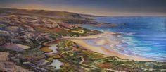 Seascape/Landscape - Jacqui Garrett-Brown - Boodjidup Creek