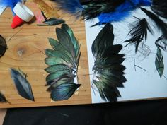 due to the popularity of the wings post i did i made a tutorial on how i make these :> i will show you how to make something like this (this method can be applied to all sorts of wings so don't click...