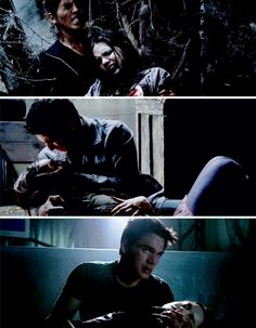 #TeenWolf Omg.   I'm in the arms of my first love.
