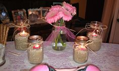 Made these myself for my bfriends lingerie shower