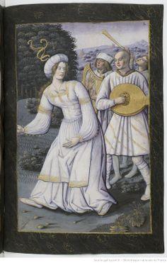 """in """"Horae ad usum romanum"""", Heures dites de Henri IV, 1475-1600, f59, Bibliothèque nationale de France, Département des manuscrits, Latin 1171"""