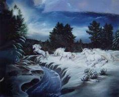 Fantasy Art by Liz Hilton