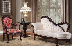 Victorian Living Room 652 | Victorian Furniture