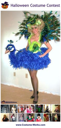 Homemade Costumes for Women - Halloween costume contest