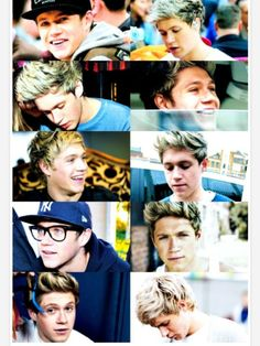 You know what's better than one picture of Niall? Ten pictures of Niall.