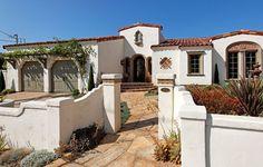 Spanish-Style-House......