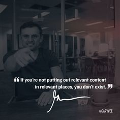 """Gary Vaynerchuk Quotes People Entrepreneur Tips Marketing 👉 Get Your FREE Guide """"The Best Ways To Make Money Online"""" Business Inspiration, Motivation Inspiration, Gary Vaynerchuk Book, Motivational Words, Inspirational Quotes, Quotes To Live By, Life Quotes, Deep Quotes, Boss Babe Entrepreneur"""