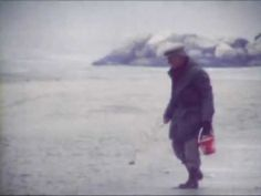 My Grandfather Giacomo Gessi on the beach in Pesaro - Mio nonno Giacomo -1980