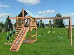 swing set plans - Bing Images