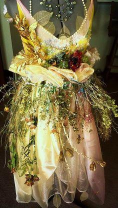 its a fairy dress