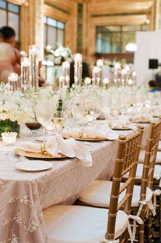gorgeous linens, luxurious tablescape Photography by austinwarnock.com, Floral Design by mcgearycreative.com
