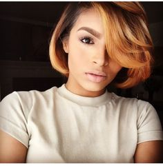 Weave bob hairstyles is a good choice for you. Here you will find some super sexy Weave bob hairstyles, Find the best one for you, Blond Hairstyles, Blonde Bob Haircut, 2015 Hairstyles, Short Hairstyles For Women, Weave Hairstyles, Short Hair Cuts, Short Hair Styles, Bobs Blondes, Ombré Hair