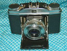 Agfa Solinette 35mm Camera #Agfa