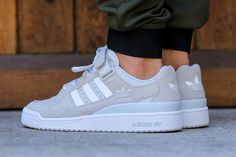 "adidas Forum Low RS ""Cool Grey"""