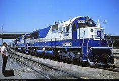 RailPictures.Net Photo: EMDX 1 EMDX EMD SD60 at San Bernardino, California by Craig Walker