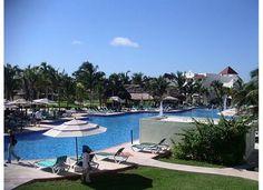 El Dorado Royale Resort in Mexico. 2006 trip.