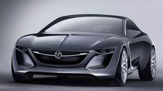 Black Jaguar Car2015 | Black Opel Monza Concept Car Photos, Images, Pics, Pictures Wallpapers ...