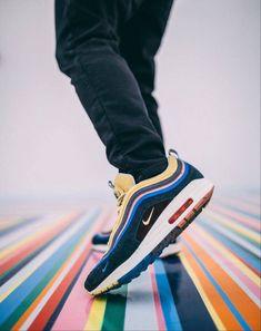 electrodo Correlación camión  80+ mejores imágenes de Nike/Sean Wotherspoon/Air Max 97   zapatillas,  calzas, nike