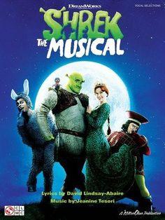 Tesori: Shrek  The Musical Vocal Selections