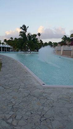 Different pool