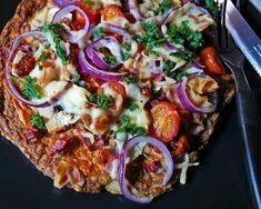 Saaranlautasella: KETO/VHH PIZZAA, SAUNAILLAN HERKKUA Mozzarella, Vegetable Pizza, Low Carb, Keto, Vegetables, Blog, Italia, Vegetable Recipes, Blogging