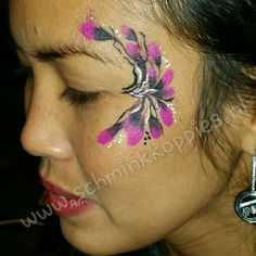 Eye Design made by Schminkkoppies
