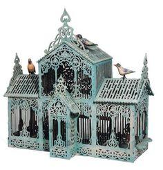 / bird cage