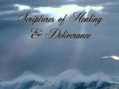 GINGER SMITH-Scriptures of Healing & Deliverance - YouTube