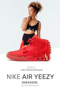 89321c902dd01 Buy authentic Nike Air Yeezy PS Red October at online shop