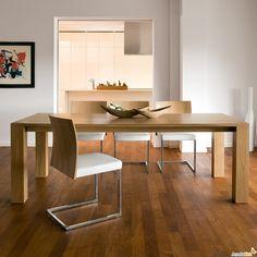 Tavolo in legno massello modello Alexis - ARREDACLICK