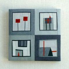 "Square #66, 5"" x 5"" x 1/2"""