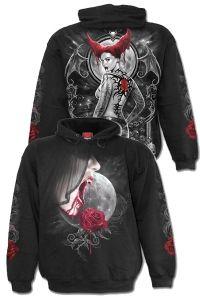 Spiral - Gothic Hoodie / Kapuzenshirt - Temptress