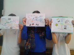 1ESOAuseva @1ESOAuseva Tres profes distintas resolvieron hoy las dudas de sus compañeros ¡Gracias chicas! #AICLE #science #compostelaenruta
