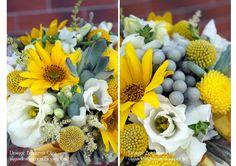 Baiciurina Olga's Design Room: Солнечный букет невесты в стиле рустик-Sunny rustic wedding bouquet!