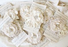 Katies Rose Cottage...this blog has some awesome vintage, shabby and rustic craft ideas! love it!
