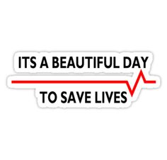 Its a beautiful day to save lives - for light by pixelsgeek
