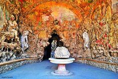 Medici grotto at Boboli Gardens  Italy