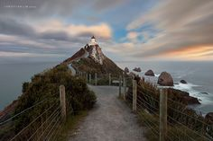 Nugget Point, Catlins - South Island, New Zealand | Nugget Point by Christian Lim, via 500px