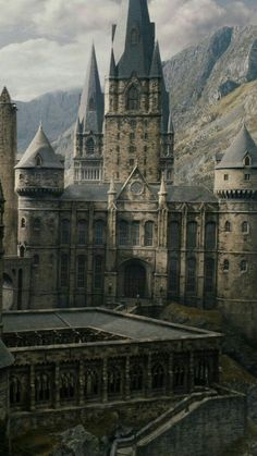 Grindelwalds mark is hidden in the castle