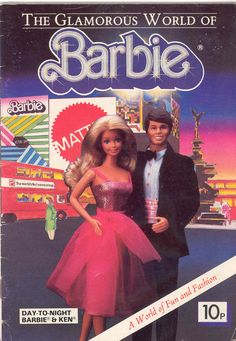 Barbie Toys, Vintage Barbie Dolls, Vintage Ads, Vintage Images, Barbie Princess, Barbie Collection, Barbie World, Barbie And Ken, Retro Futurism