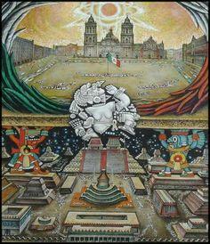 Mejores 8 Imagenes De Mexico Antiguo En Pinterest Mexique Art