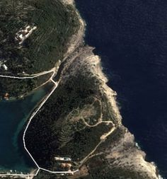 Land for sale,paradise Island of Paxos, Corfu, Greece.