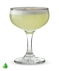 Pisco Sour Recipe with Truvía® Natural Sweetener