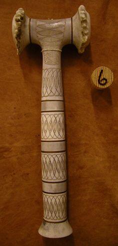 Saami drum beater
