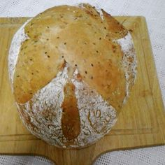 pão com iogurte e mel