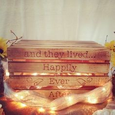 Lovely Rustic Wedding Cake Stand <3 Make sure to follow Cute n' Country at http://www.pinterest.com/cutencountrycom/