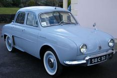 1958 Renault Dauphine car: Doug's first car Ebay Watches, Oui Oui, First Car, Car Car, French Vintage, Cars And Motorcycles, Vintage Cars, Dream Cars, Transportation